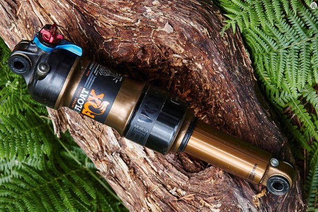 Fox's Racing Shox Float DPS EVOL Factory was the Editor's Choice in our recent shocks roundup