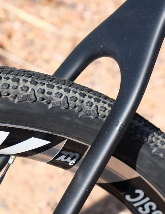 All four Roker builds come with 40mm-wide Clement X'Plor MSO treads
