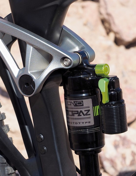 Turner is finally letting go of composite bushings in the suspension pivots, moving to more conventional sealed cartridge bearings