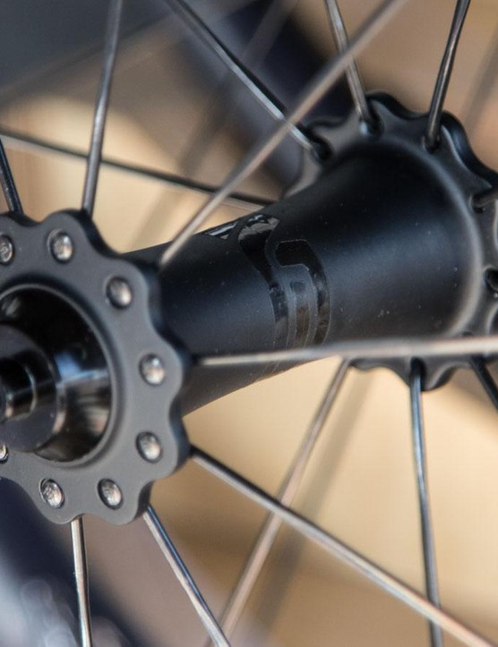 For the first time ever, ENVE now has its own hubs. Made in the US, these carbon road hubs sit as the brand's pinnacle choice for performance seekers