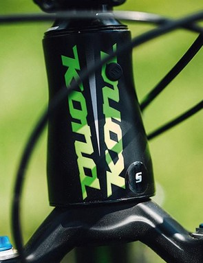 Kona has a strong heritage when it comes to making hardtails