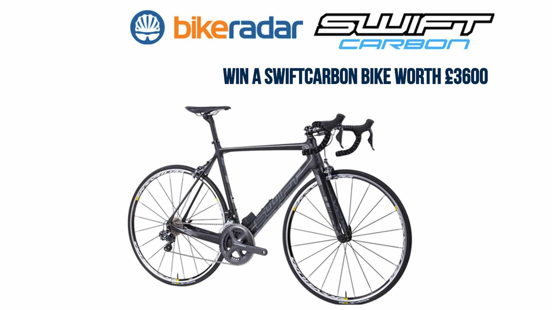 Win a £3,600 SwiftCarbon Ultravox Ti with The Cycle Show