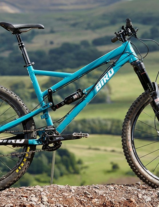 Bird's Aeris is a mostly very impressive debut full-susser from the Brit brand