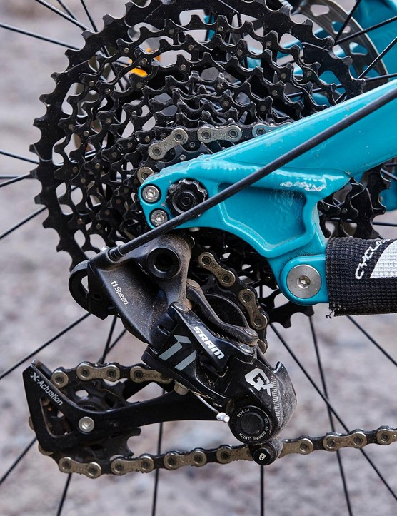 SRAM's budget 1x group delivers X1 performance for far less outlay