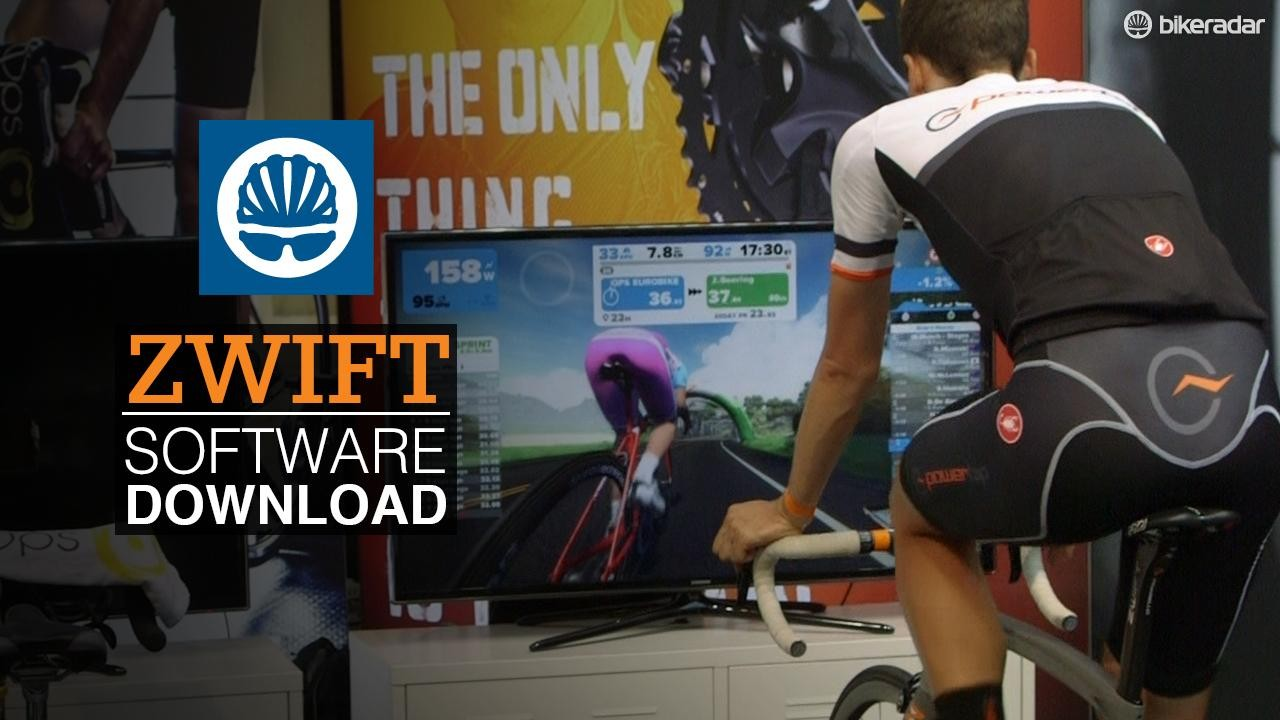 Zwift brings videogame-like elements to indoor training