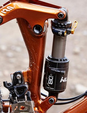 Cane Creek's DBInline is hugely tunable and offers an innovative climbing mode, but hasn't proven the most reliable