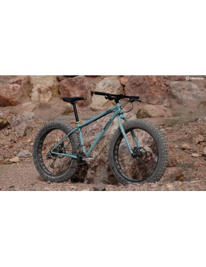 Fat bikes are pretty easy to recognise