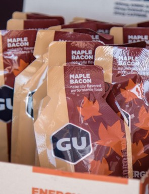 Maple Bacon - a new taste in the GU gel range