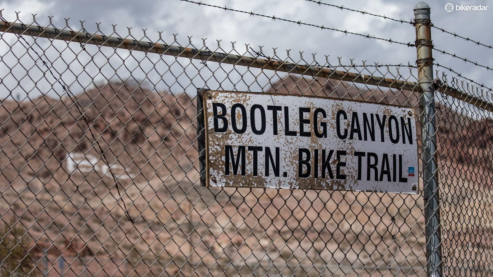 Welcome to Bootleg Canyon, Nevada, host of the bike industry's latest and greatest demo products for 2016