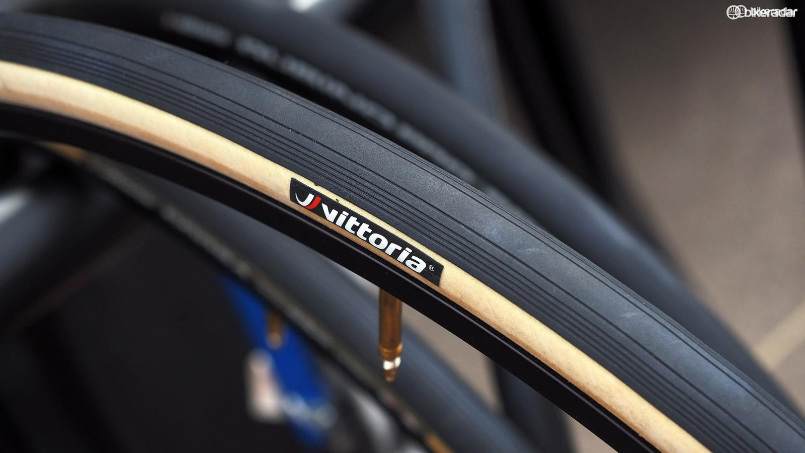 Vittoria says its new Corsa Speed tubeless clincher is the fastest tire ever measured by the folks at Wheel Energy in Nastola, Finland