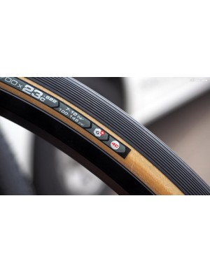 Vittoria is using up to four different rubber compounds per tyre for 2016