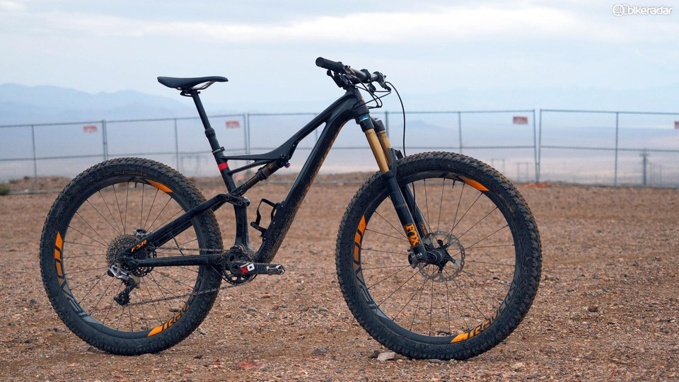 ea701e5895f Specialized's S-Works Stumpjumper 6Fattie – in the words of our tester,