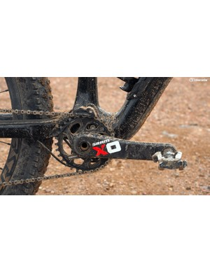SRAM delivers the shifting