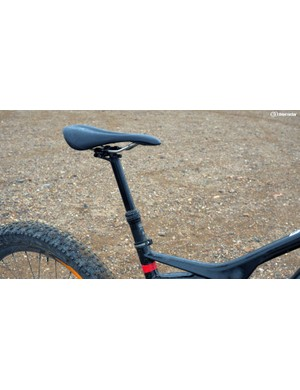 Specialized's new Command Post IRcc dropper is specced on the Stumpjumper