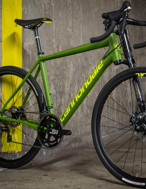 Cannondale's Slate 105