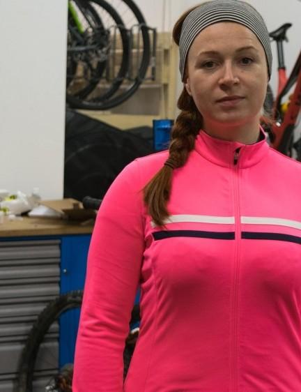 Rapha Women's Long Sleeve Brevet Jersey