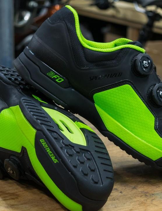 Specialized 2FO ClipLite shoe