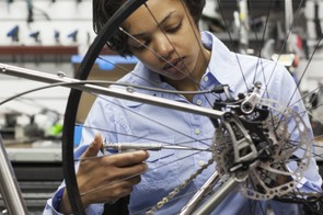 From qualified mechanics to product engineers, and everything else besides, there are women in more and more roles within the cycling industry