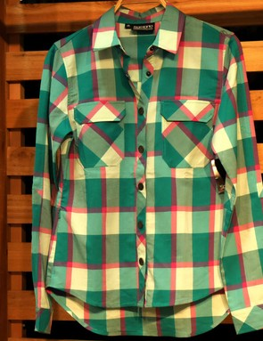 Sombrio's men's and women's flannel tops are on point