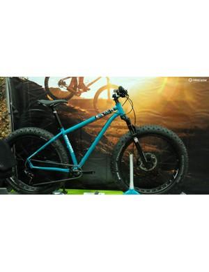 The Watchman is Advocate's fat bike