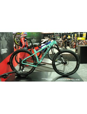 There are quite a few trail-oriented 27.5+ hardtails coming to market in 2016. The Norco Torrent is one of the best looking ones we've seen yet