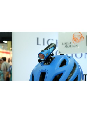 Light & Motion has developed a GoPro style mount for its headlamps
