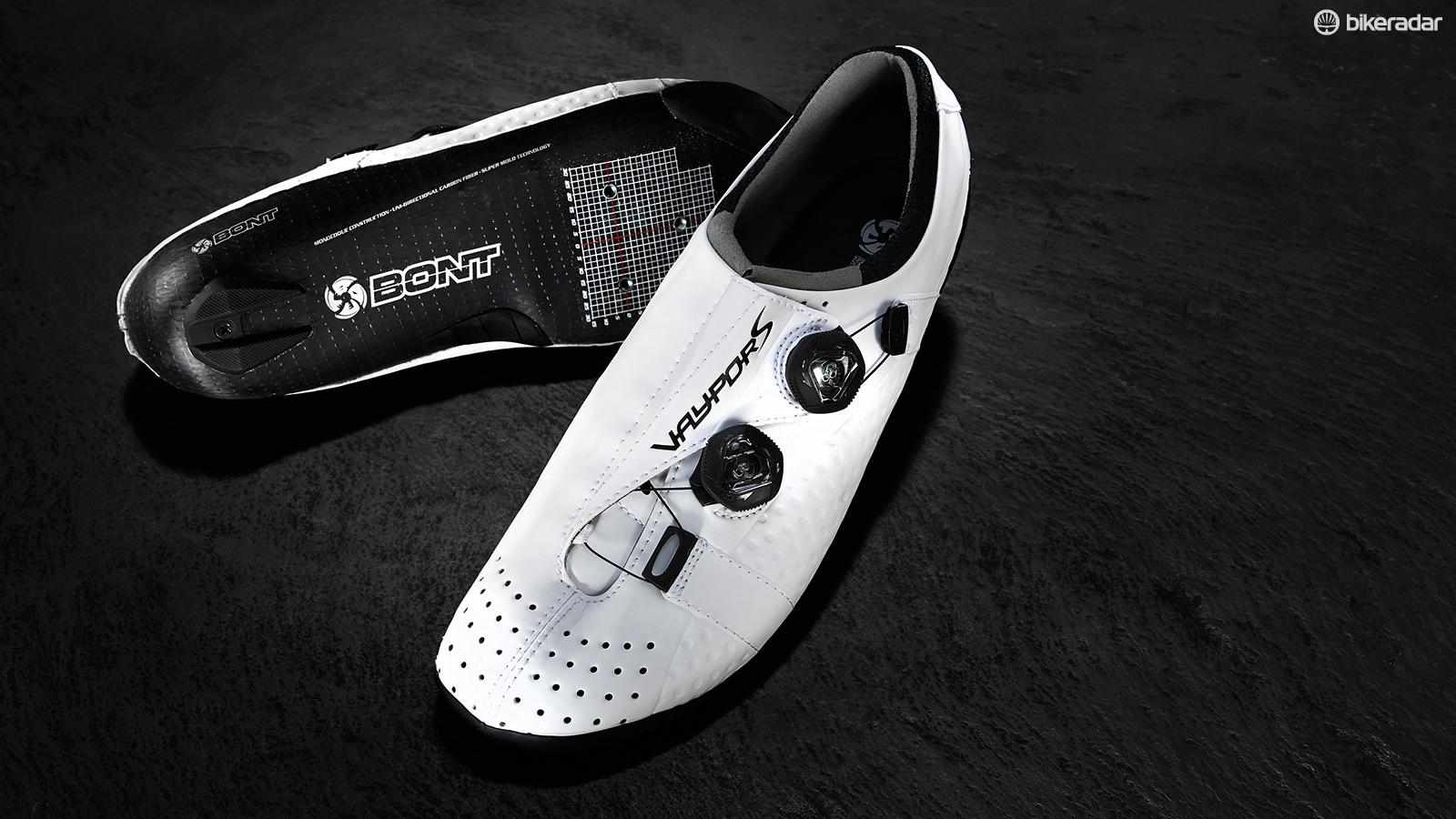 The Vaypor S is a very different construction to standard race shoes