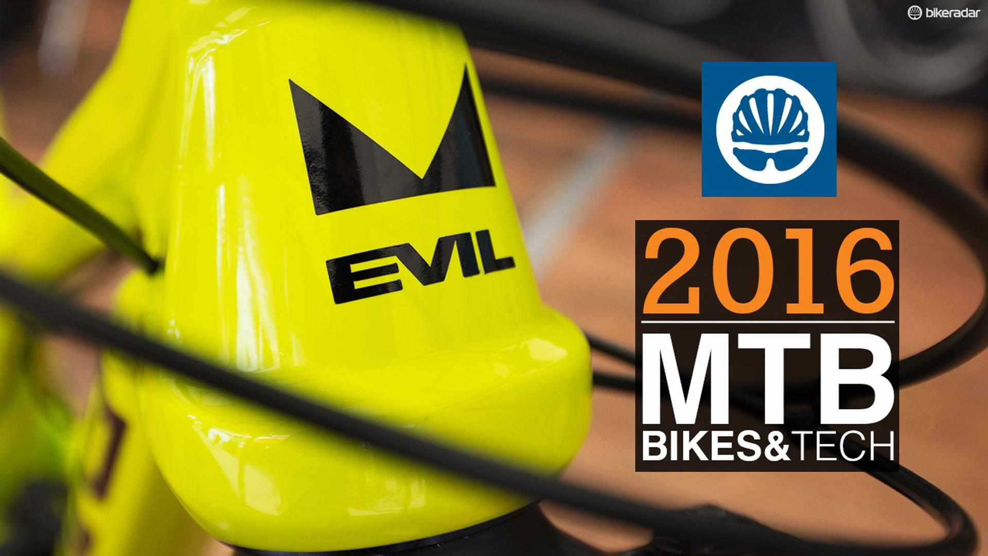 The most exciting mountain bike tech from Eurobike 2015