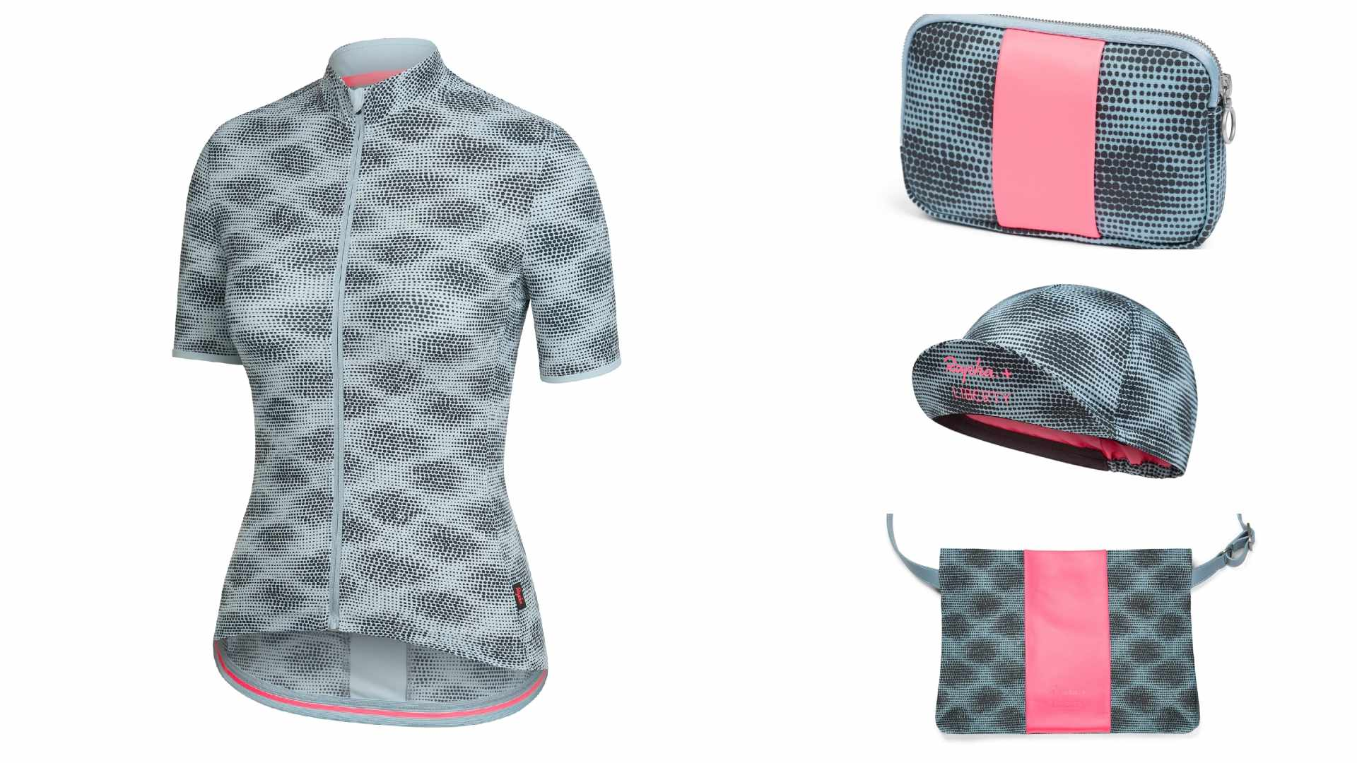 The new Rapha + Liberty collection for autumn winter 2015