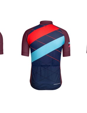 The Short Sleeve Cross Jersey uses a slightly heavier weight fabric which should survive the added rigors that come with 'crossing