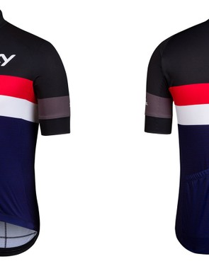 The Team GB Country jersey is the first of a range of tops celebrating the iconic European cycling nations