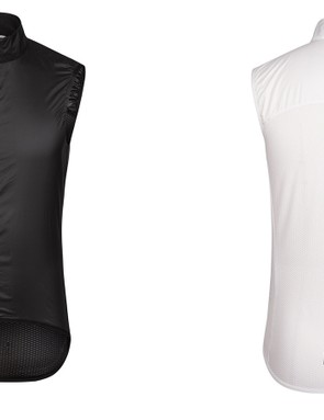 The new Lightweight Gilet is claimed to weight 76g and should fit nicely in a jersey pocket