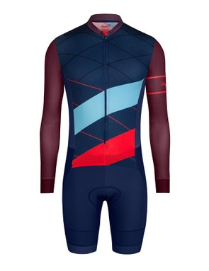 The Long Sleeve Cross Aero Suit ain't your typical skin suit