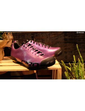 Giro even made a limited editor of the VR90 shoe in Grinduro purple — Grindurple?