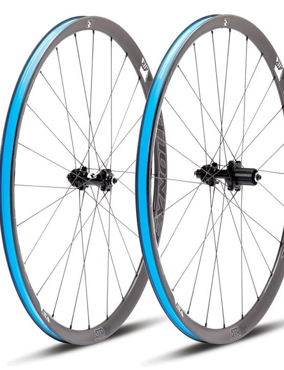 Built for the gravel and adventure road riders, the new ATR offers a little more rim width and tubeless-compatability