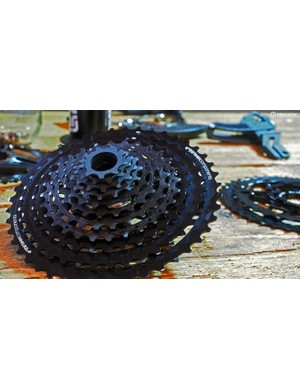 e-Thirteen goes big with this 9-44t cassette