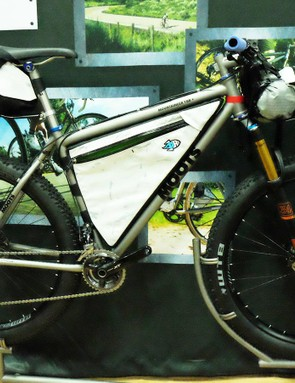 The Moots Mountaineer YBB+ is ready for a long weekend in the mountains