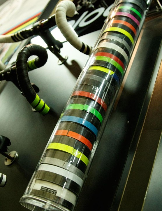 OneTouch and OneTouch Gel bartapes are now available in an enormous range of colours