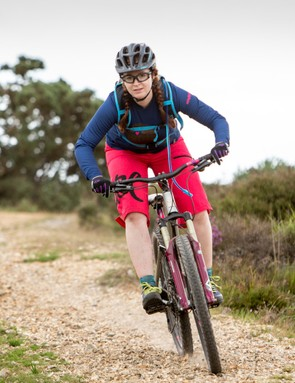 The VooDoo Maji is a great first full-suspension mountain bike, capable enough to take on trails and off-road bridleways and paths