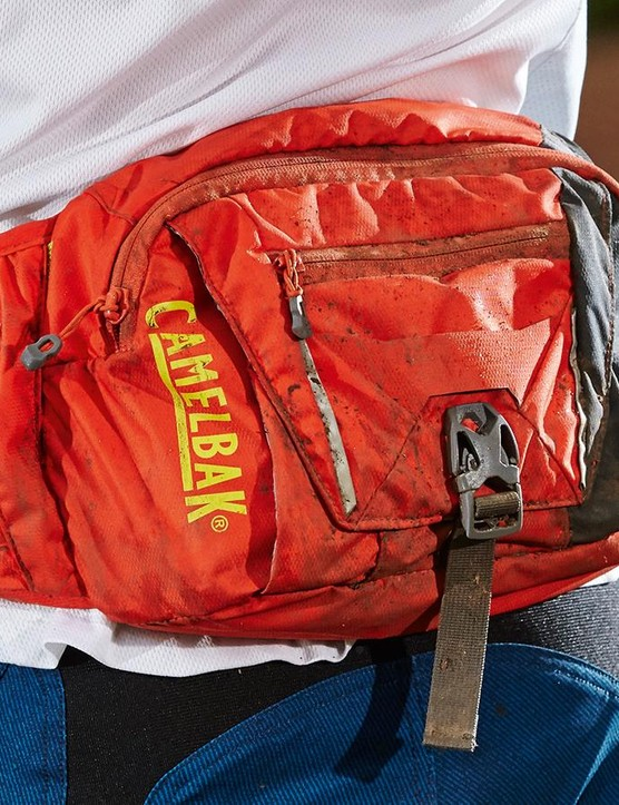 CamelBak Palos 4 LR hydration bumbag offers well-organised storage