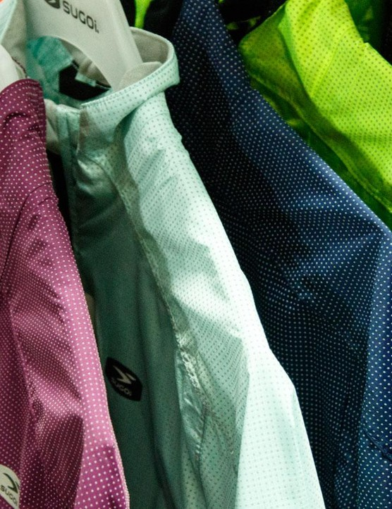 The Sugoi ZAP jackets are now available in a variety of colours too