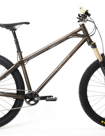 BTR Fabrications Ranger demo bike