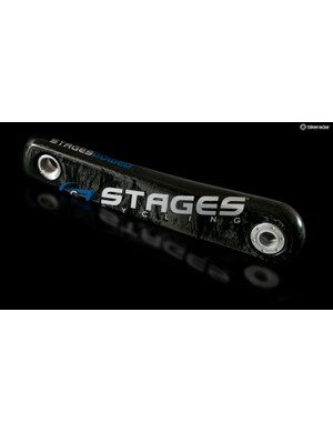 Stages announced carbon-crank meters at Eurobike