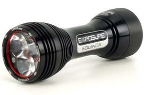 Exposure Equinox front light
