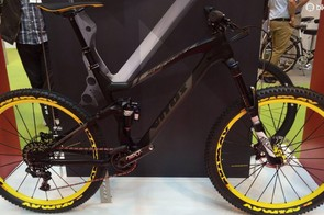 Vitus want to get this carbon-framed Sommet CRX ready for March 2016
