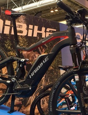 It's an E-bike, but not as we know it – Haibike's £13k Xduro Fullcarbon Ultimate