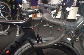 ... carbon cockpit for the SK Pininfarina, of course