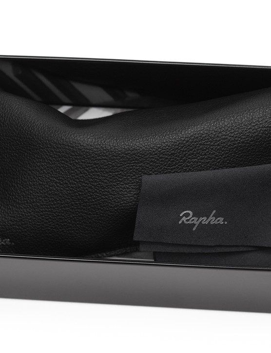 As usual, Rapha's packaging is luxurious