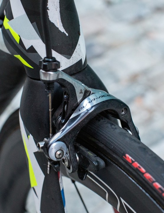 Shimano Dura-Ace 9000 calipers are hard to beat