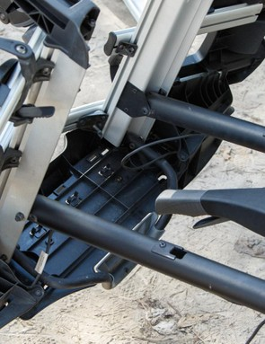 A closer look at the 927's steel, alloy and reinforced-plastic construction